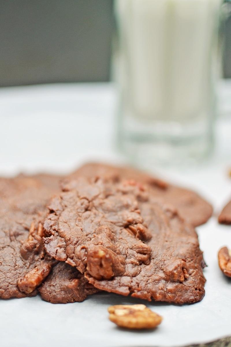 Chewy-Chocolate-Cookies-@LittleFiggyFood-#Cookies