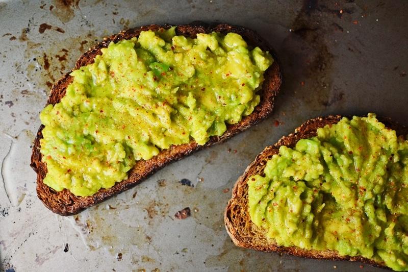 Avocado-Toast-@LittleFiggyFood - #AvocadoLove