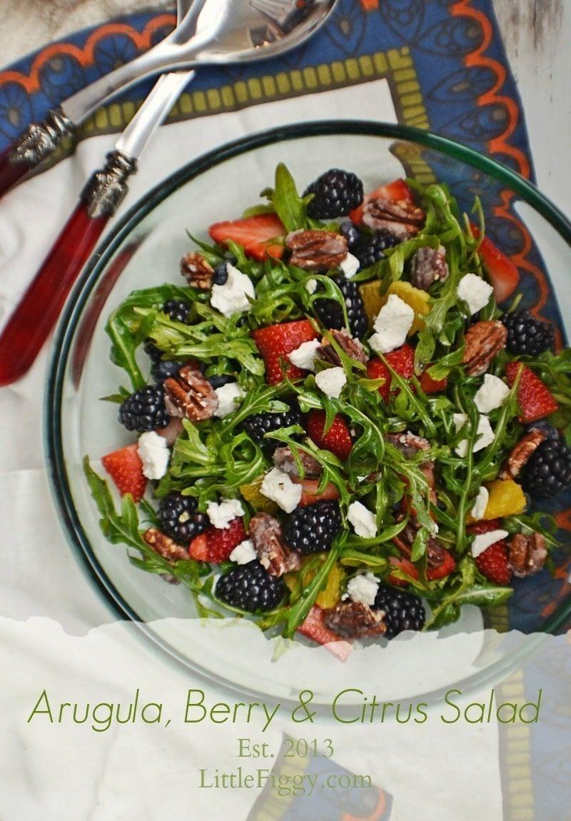 #FreshFromFlorida - #Salad - @LittleFiggyFood