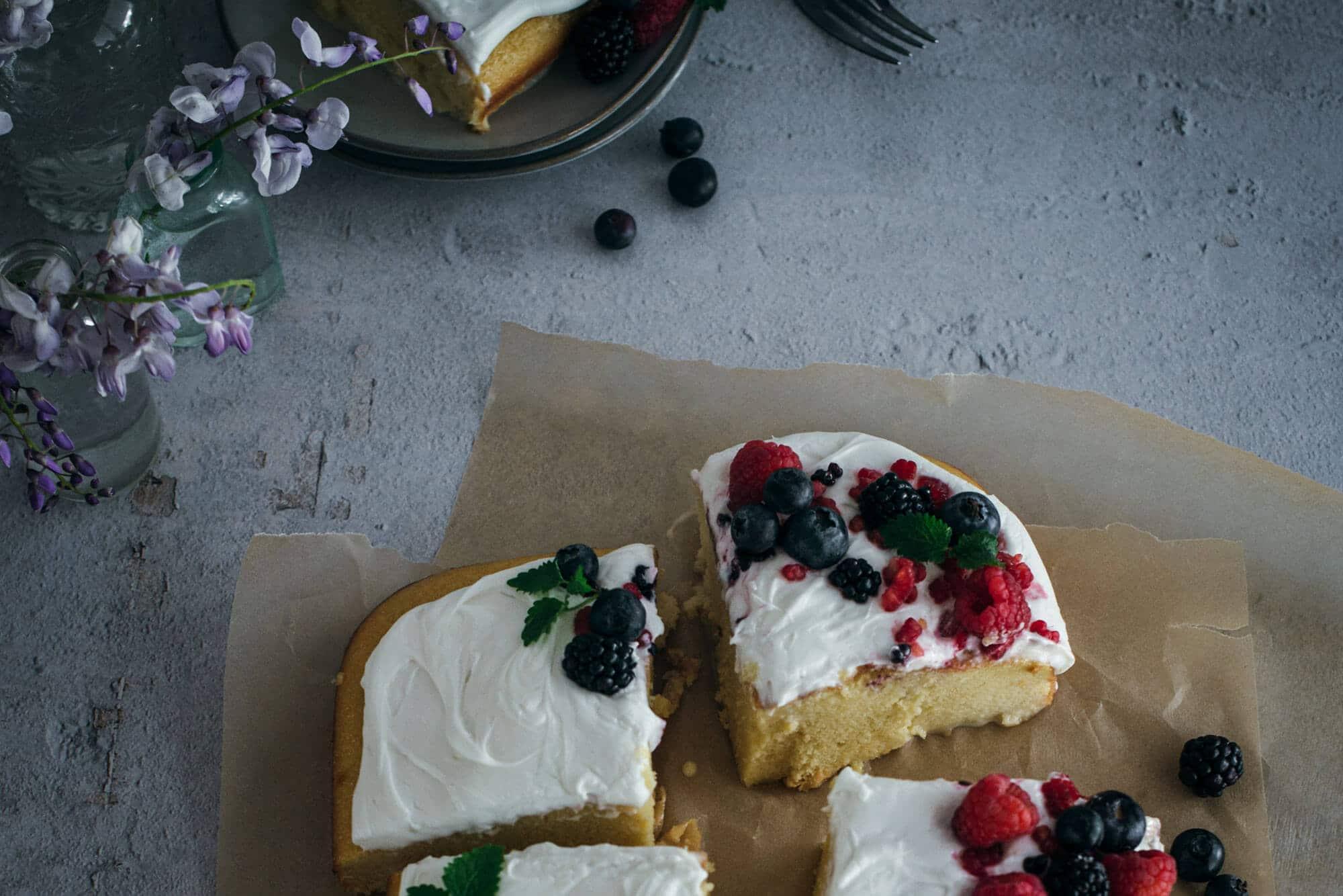 Easy to make sheet cake recipe
