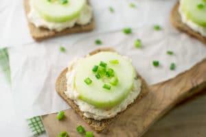 Cucumber Crudites