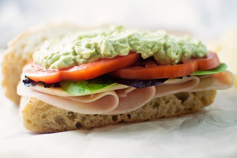 #Sandwiches - #Turkey - #Avocados - @LittleFiggyFood