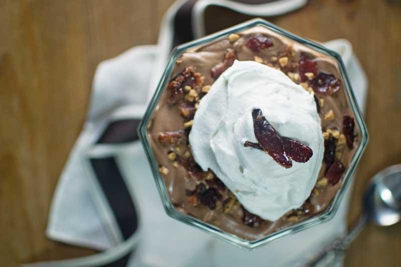 #Chocolate - #Trifles - @LittleFiggyFood