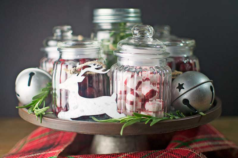 #Holidays - #Tablescaping - @LittleFiggyFood - Holiday Centerpiece Tips
