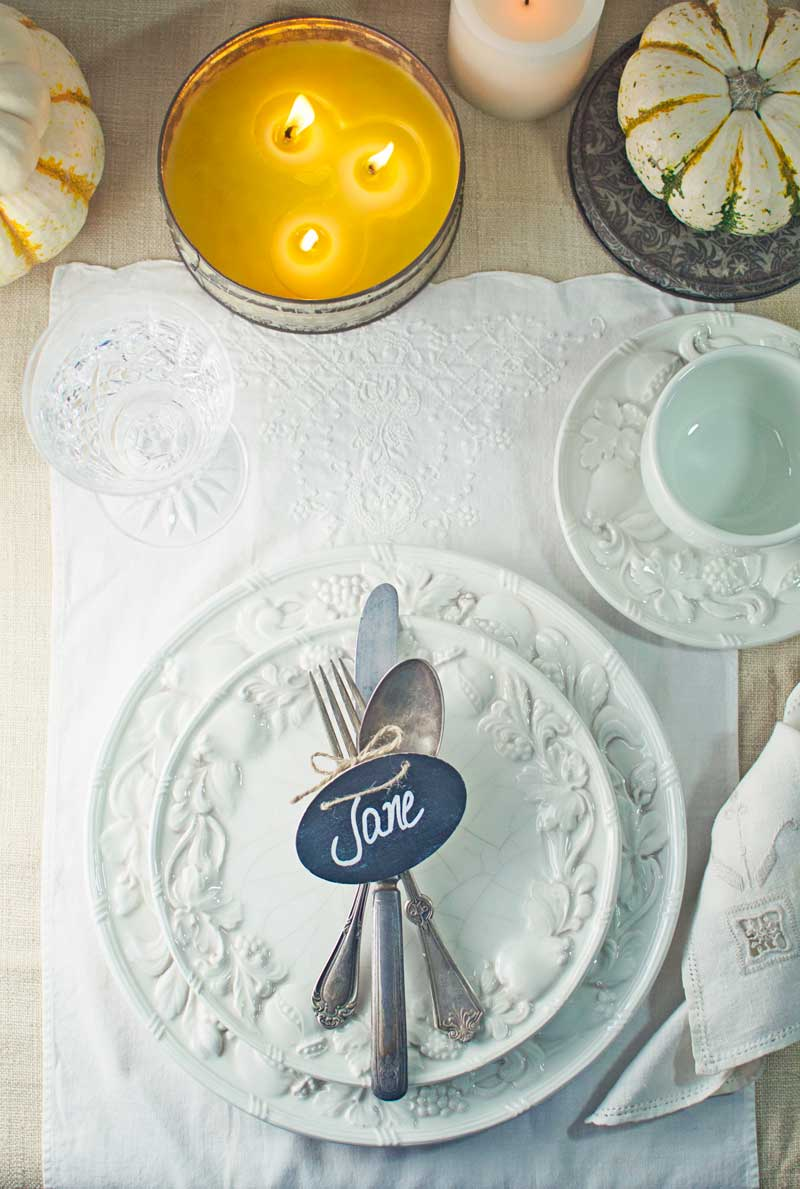 #NabiscoHolidayPlanner - Place Settings