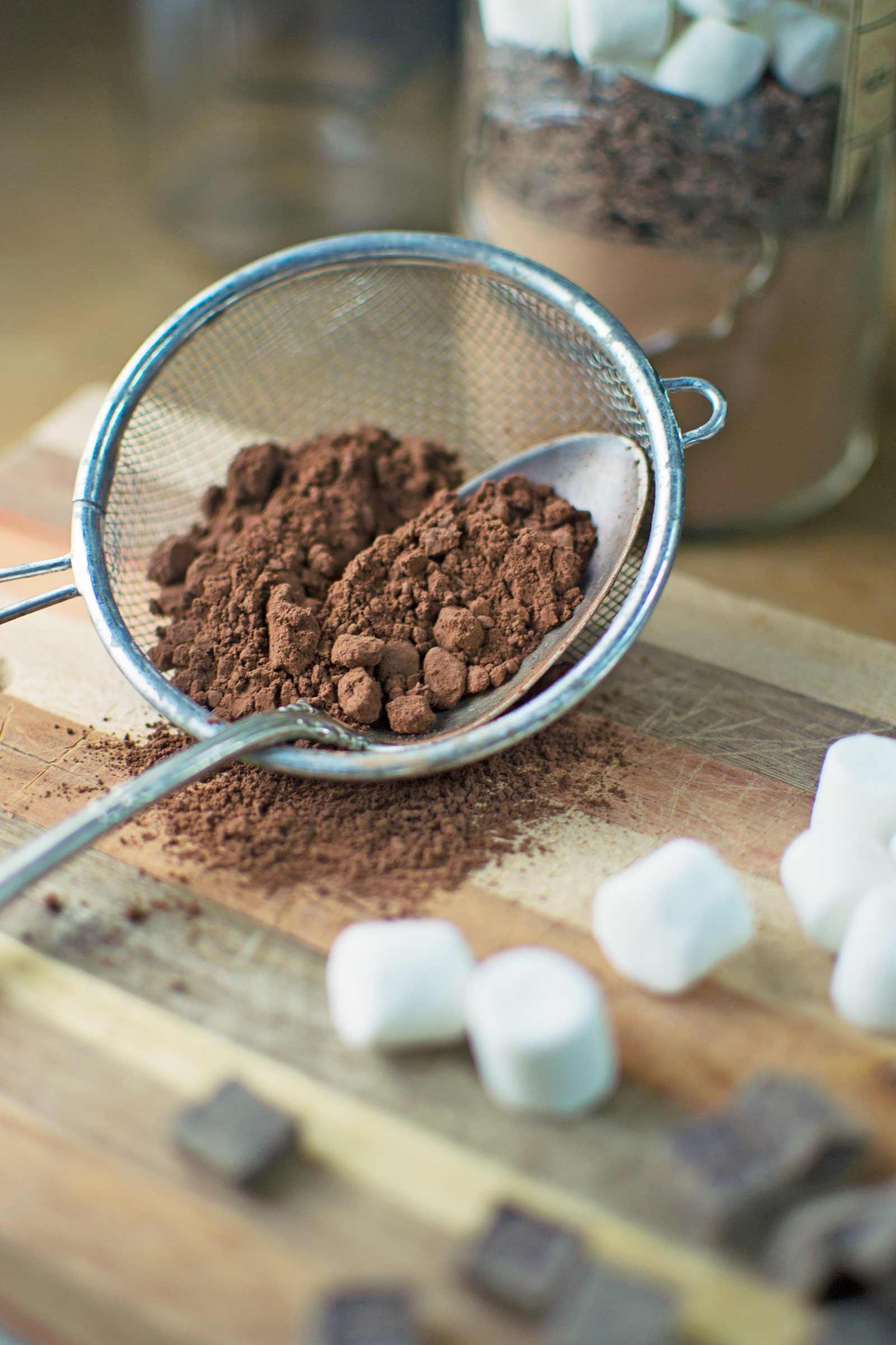 Hot Cocoa Mix - @LittleFiggyFood - #HotCocoa - #GiftFromTheKitchen