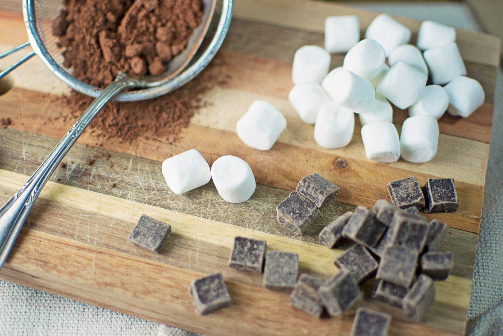 Hot Cocoa Mix - #HotCocoa - #GiftsFromTheKitchen - @LittleFiggyFood
