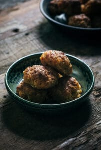 Easy to Make Classic Sausage Cheese Balls Recipe