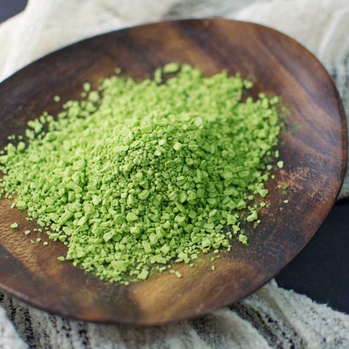 Matcha Salt - #HealthyFoods - @LittleFiggyFood