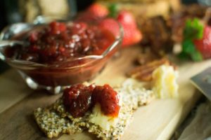 How to Create a Cheeseboard for Two