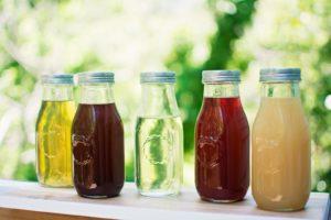 DIY Flavored Simple Syrups Recipe
