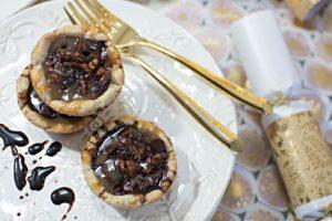 Turtledove Pecan Tassies + Sweepstakes