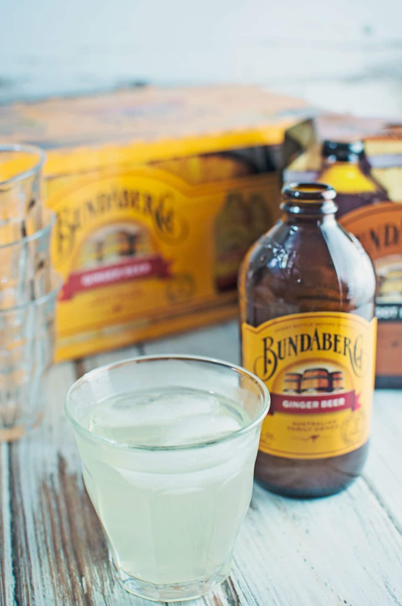Bundaberg Ginger Beer is a gorgeous drink to enjoy. #ad #worldmarkettribe #AusOpen