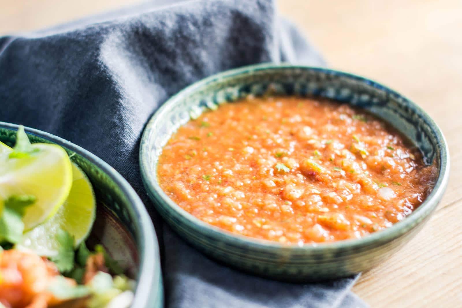 Roasted Chipotle Salsa