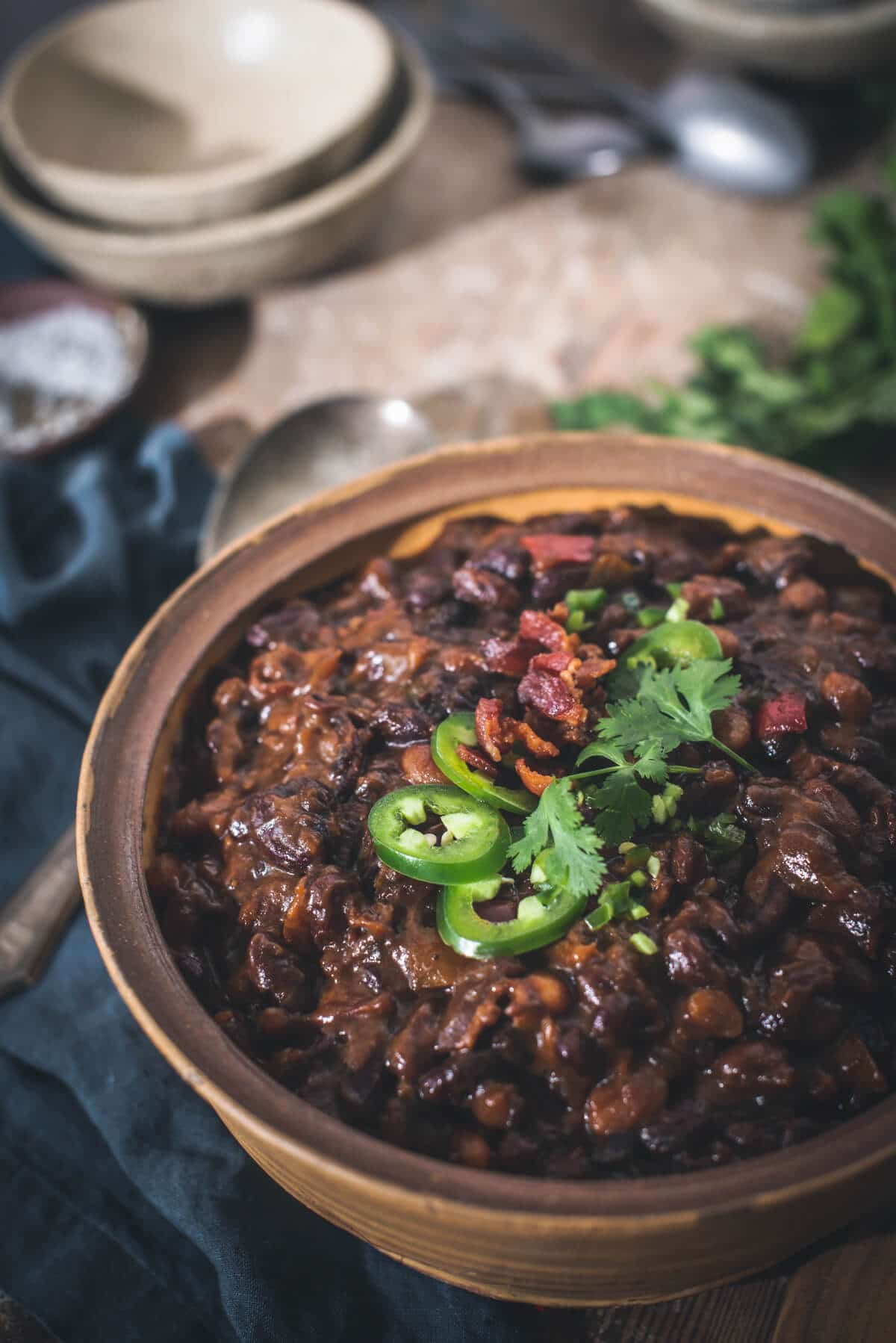 BBQ Baked Beans recipe side dish