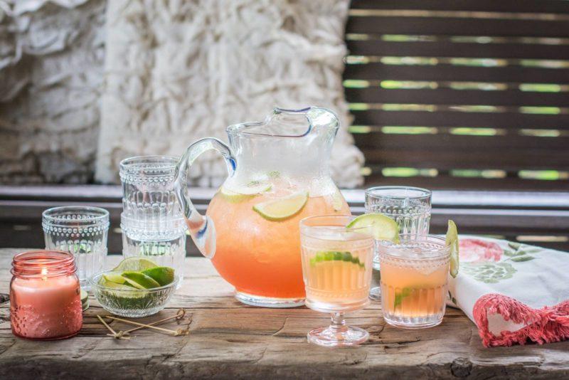 Serving up Scarlett O'Hara Cocktail recipe