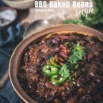 Smoky BBQ Baked Beans
