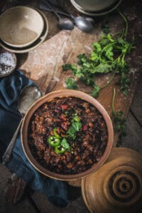 The Best Loaded and Smoky BBQ Baked Beans Recipe