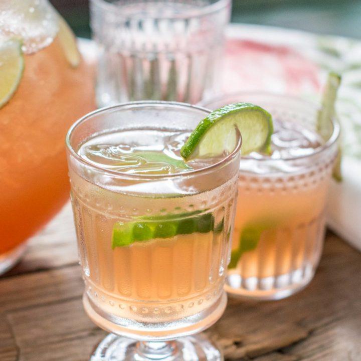 Scarlett O'Hara Cocktail Punch