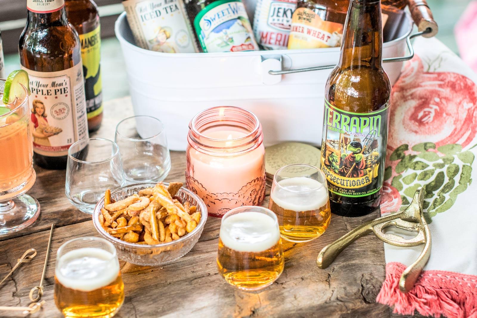 Beer Tastings with snacks