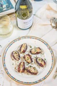 Enjoy the Best of the Mediterranean: Mascarpone Stuffed Dates