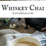 Whiskey Chai Recipe