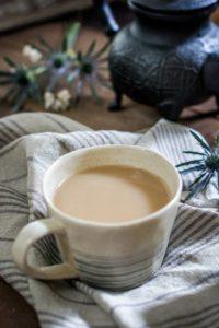 Whiskey Chai To Keep You Warm