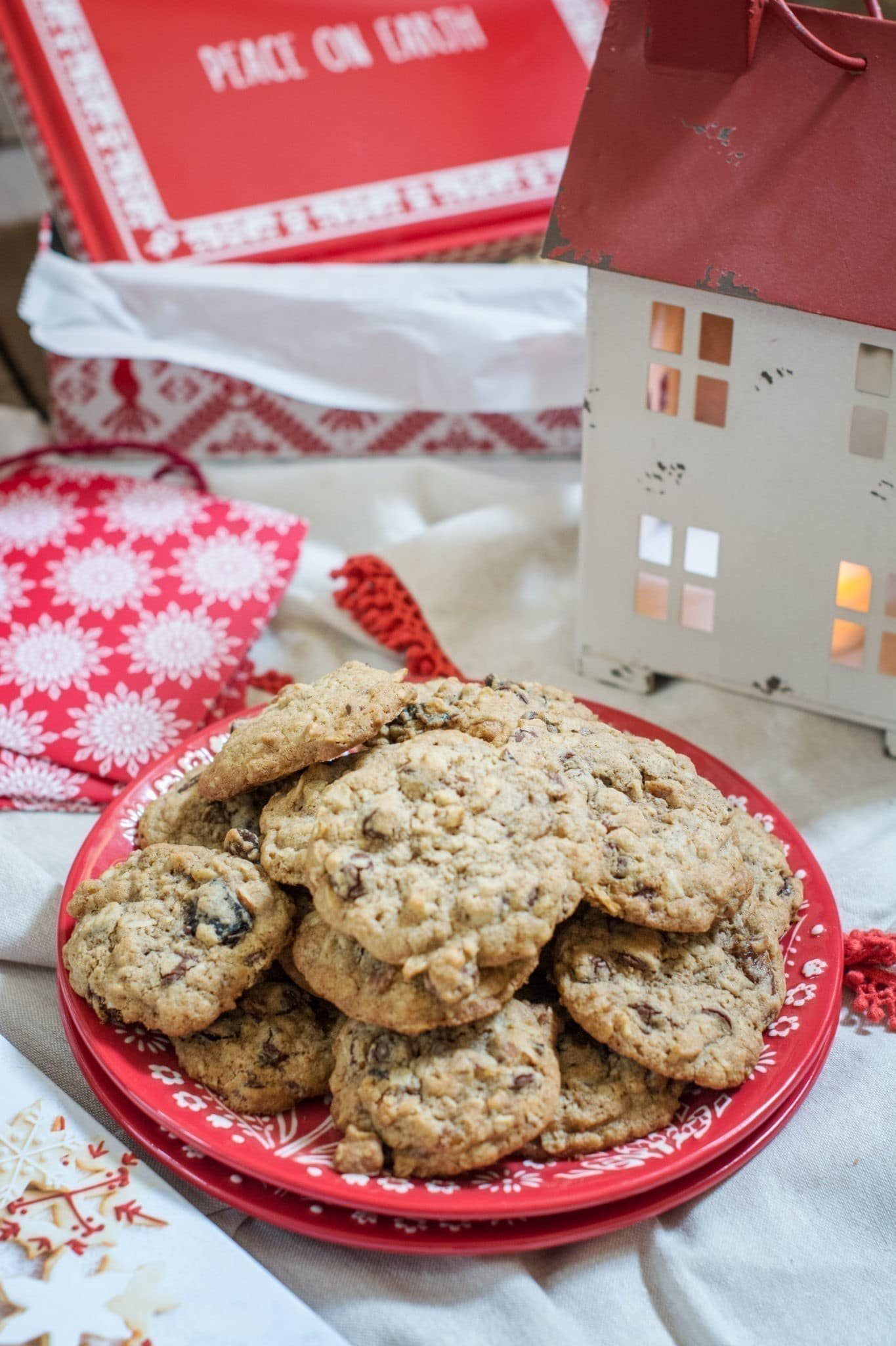 Easy Everything Cookies Recipe + Cookie Exchange
