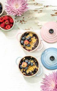 My Favorite, Summer Berry Crisp Recipe