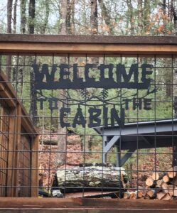Welcome-to-the-cabin