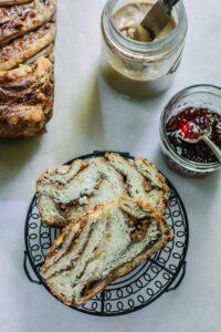 Peanut Butter and Jelly Babka Recipe