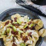 Blue Cheese Fondue Recipe