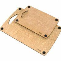 Prep Series Nonslip Cutting Boards by Epicurean, 2 Piece, Natural