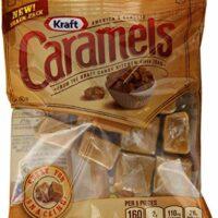 Kraft Caramels (4.25 oz Bag, Pack of 12)