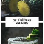 How to make a Spicy Pineapple Margarita