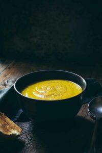 Apple Butternut Squash Soup: Instant Pot Soup Recipe