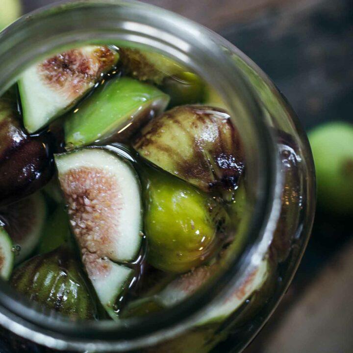 Fig Infused Vodka Recipe