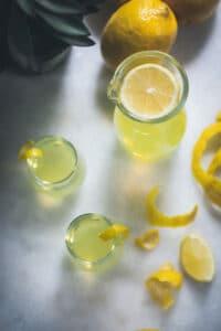 How to Make Limoncello Recipe