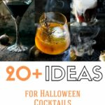 20+ Ideas for Halloween Cocktails