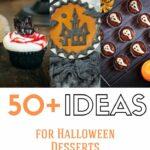 50+ Halloween Dessert Ideas