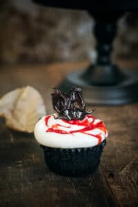 Decadent Black Velvet Cupcakes Recipe