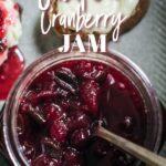 Spicy jam recipe
