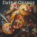 Moroccan Orange Salad recipe