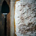 Pumpkin Tres Leches Sheet Cake