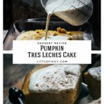 Tres Leches Can with easy instructions