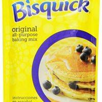 Betty Crocker Bisquick Baking Mix, All Purpose Baking Mix, Original, 5.5 Oz (Pack of 9)