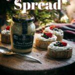Dijon Mustard Spread