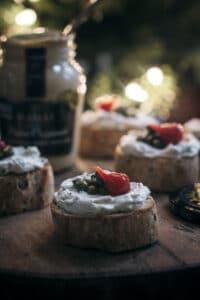 Dijon Mustard Spread Appetizer Recipe