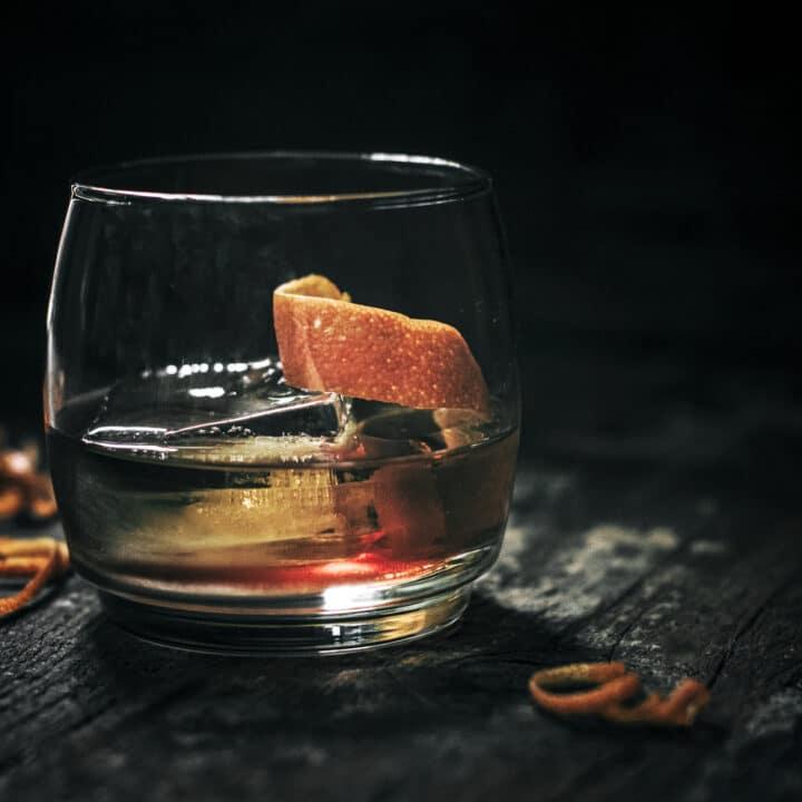 Easy Bourbon Cocktail Recipe