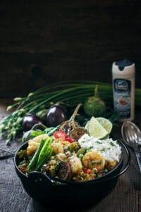 Easy Coconut Ginger Shrimp Curry Recipe
